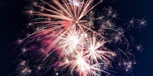 Firework Display Upminster Infant School