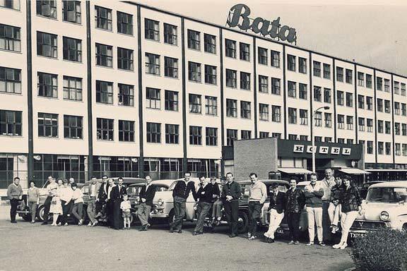 bata village