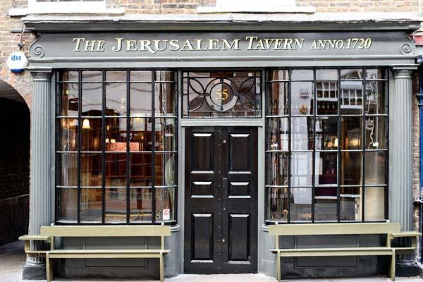 jerusalem tavern pub