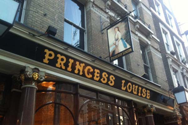 prince louise pub