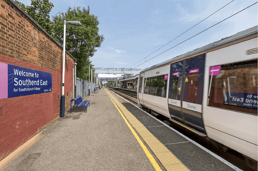 Southend East Station | c2c's Guide to Southend East
