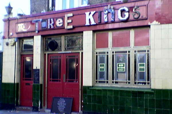 three kings pub