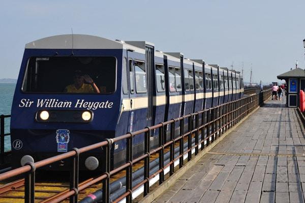 col train E