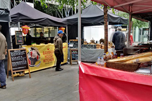Fenchurch Street Food Market1
