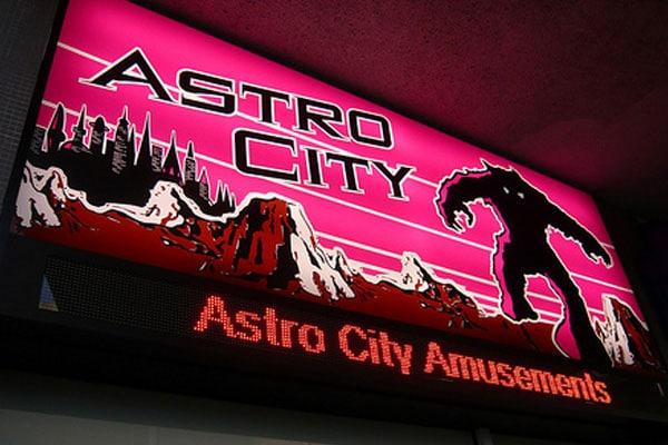 astro city A
