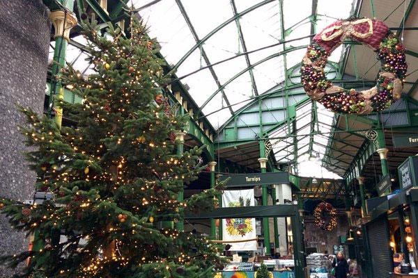 borough christmas market