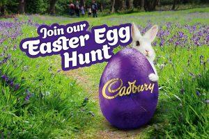 Cadbury Easter Egg Hunt London