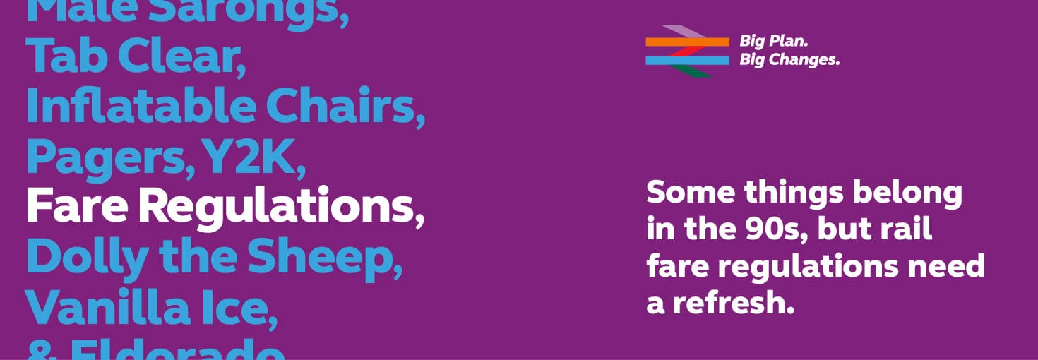 easier fares consultation