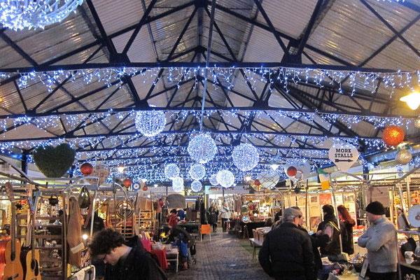 greenwich late christmas market