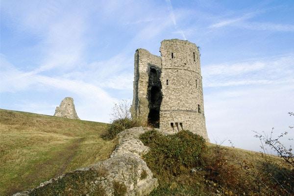 hadleigh castle A