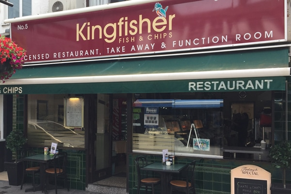Kingfisher Chippy