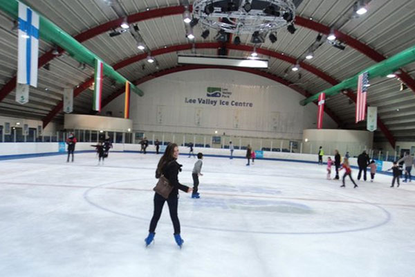 lee valley ice skating