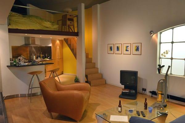 loft home geffrye museum