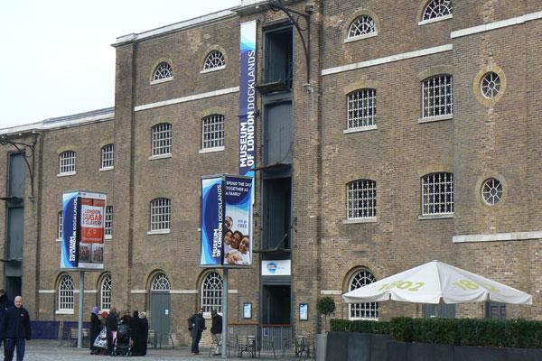 museum london docklands