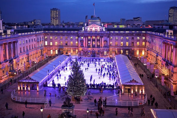 sommerset house ice skating