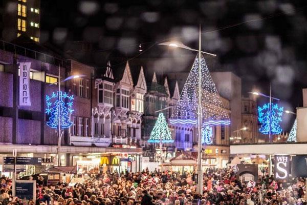 southend christmas lights