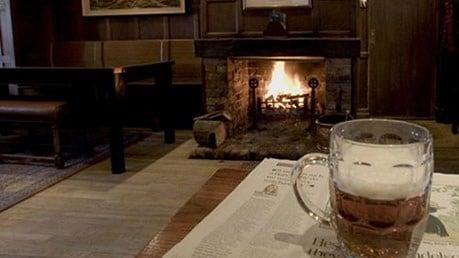 the bell inn pub interior essex