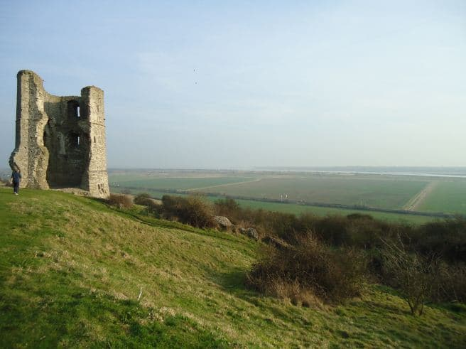 the marshes hadleigh castle I