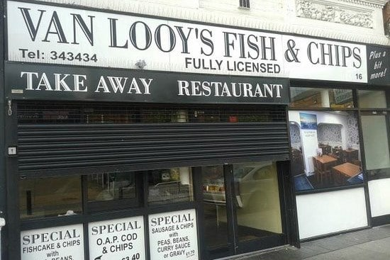 van looys fish and chips