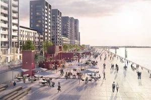 Barking Riverside Development