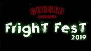 Fright Fest Halloween