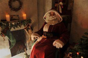 Santa's Grotto Museum of London