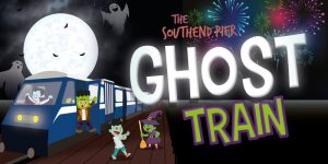 Southend Pier Ghost Train