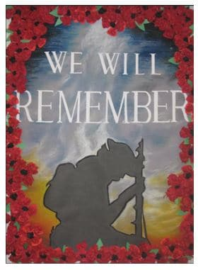2019 Remembrance Day Poster