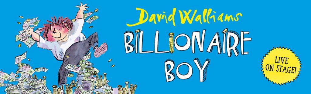 Billionaire Boy Main