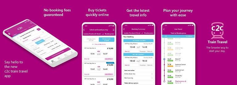 C2c Travel App