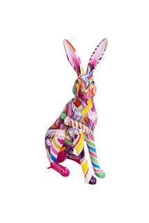 Rocky Hares About Town