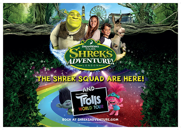 Shrek Prize For Hares About Town